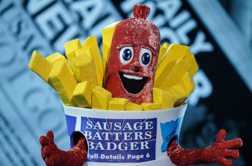 Who is Sausage on The Masked Singer? All the clues you need to know
