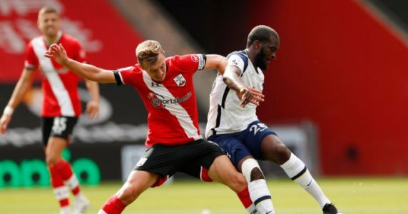 Mourinho concerned by 'replica' Southampton goal conceded by Tottenham; explains Ndombele substitution