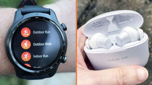 TechRadar giveaway: Win a TicPod Pro 3 smartwatch or TicPods ANC wireless headphones