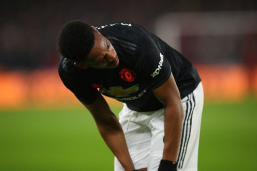 Ole Gunnar Solskjaer gives Martial update before Everton vs Man United