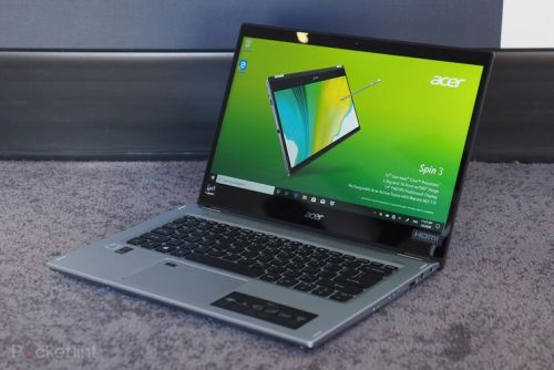 Acer Spin 3 (2020) initial review: Versatile without costing a fortune