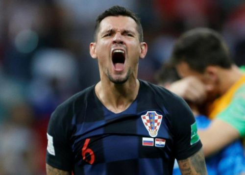 World Cup 2018: Liverpool's Dejan Lovren claims he is 'one of the best defenders in the world' after helping Croatia beat England