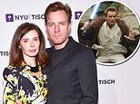 Ewan McGregor 'will pay HALF of his Star Wars royalties to ex-wife as part of divorce settlement'