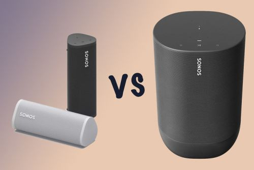 Sonos Roam vs Sonos Move: Which could be the right portable speaker for you?