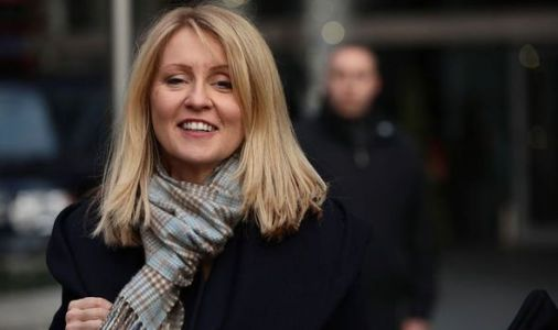 'I back BORIS!' Esther McVey declares support for former rival in Tory leadership race