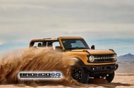 New Ford Bronco 4x4 to be revealed tonight, image leaks