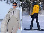 Fashion formulas to look cute on the slopes like Kendall and Kylie Jenner