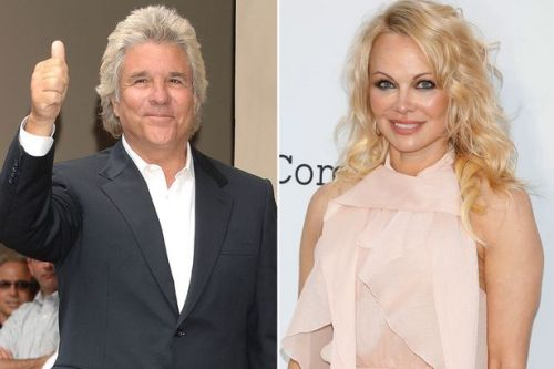 Pamela Anderson's fifth wedding as she 'secretly marries' Hollywood producer
