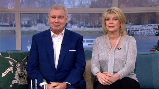 Eamonn Holmes And Ruth Langsford 'Disappointed' Over This Morning Changes, Says Friend Gloria Hunniford
