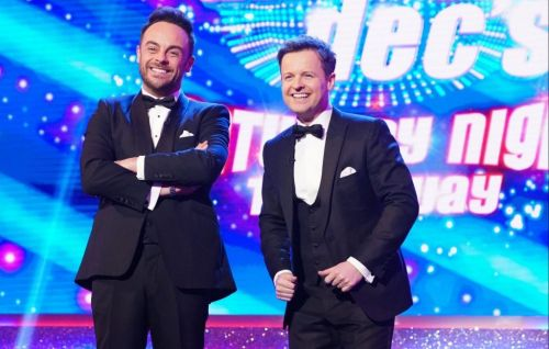 What time is Saturday Night Takeaway on tonight and how long is the series?