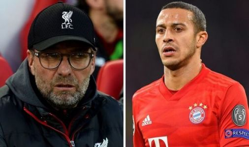 Liverpool transfer rivals ready to steal Thiago deal after Reds 'flinch' at asking price