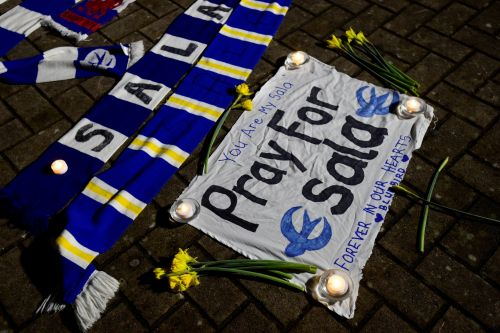 Tributes to Emiliano Sala as search resumes for player missing presumed dead
