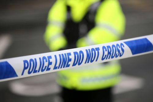 Two men in 20s killed in horrific crash as police search for pair who left scene