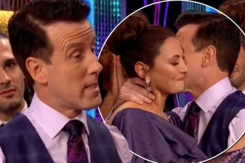 Strictly's Anton du Beke breaks down during confession about 'incredible' Emma