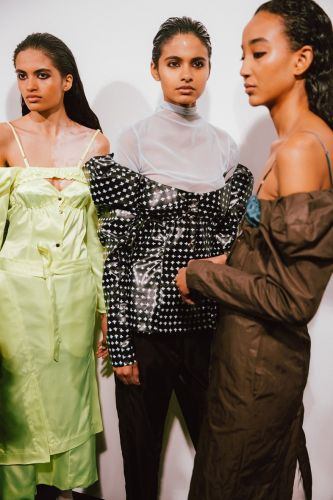 Britain's brightest young fashion talents have something exciting in store