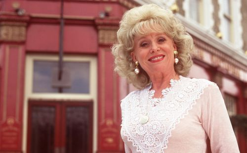 Re-live Barbara Windsor's EastEnders journey as Peggy Mitchell's first episode airs today