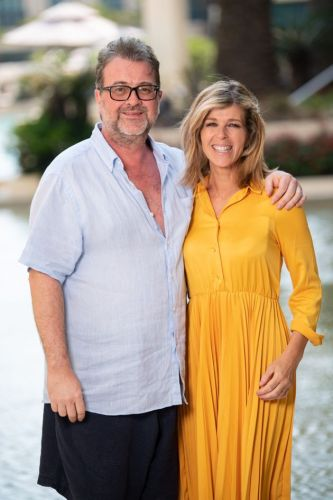 Kate Garraway Confirms Husband Is In Intensive Care After Contracting Coronavirus