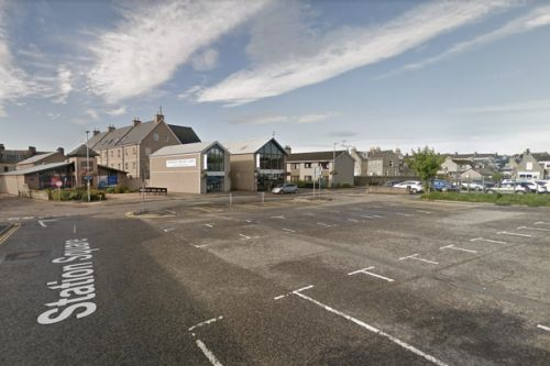 Man charged after 'coughing in the face of a male' in Aberdeenshire