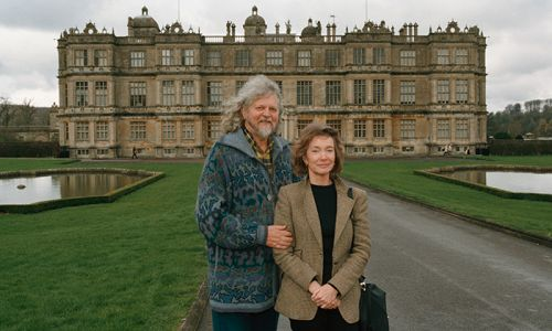 Emma Weymouth's father-in-law Lord Bath, 87, dies from coronavirus