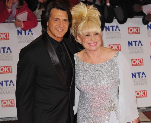 Barbara Windsor's Alzheimer's battle leaves her struggling to recognise husband Scott