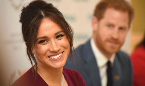 Meghan Markle news: Why aren't Meghan and Harry greeting Trump with the Queen?