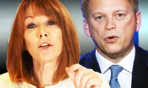 'I asked you three times' Kay Burley snaps at Grant Shapps over new travel quarantine rule