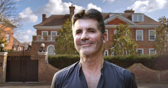 Simon Cowell 'to add a pool to £15million London mansion' in major refurb