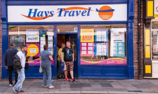 Thomas Cook stores owner Hays Travel creates 1,500 jobs and apprenticeships