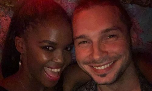 Strictly's Oti Mabuse and husband Marius Iepure treat fans to rare video of them dancing together - watch here