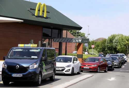 Veggie option added to McDonald's lockdown menu after customers' anger