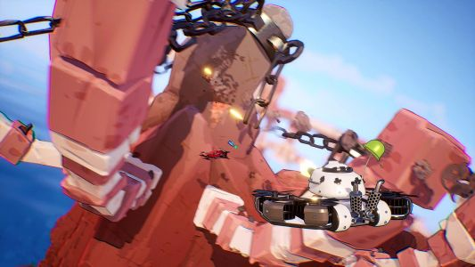 Making it in Unreal: how Hovershock's beautiful visuals allow its design to flourish
