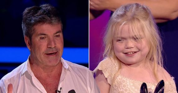 Simon Cowell 'really emotional' as Pride of Britain hero takes advice to audition for Britain's Got Talent