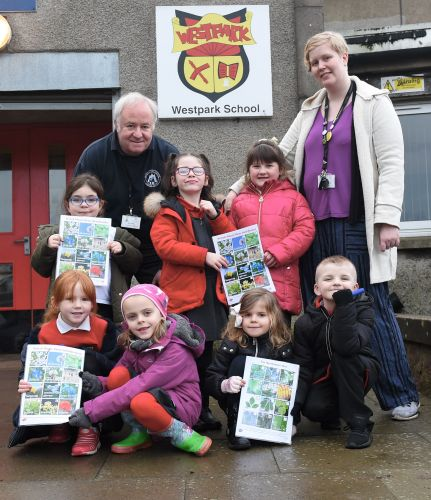 Aberdeen primary school appeals for help with wildlife challenge