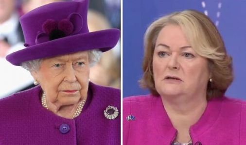 SNP politician demands 'slimming down of cascading Royal Family' members on BBC QT