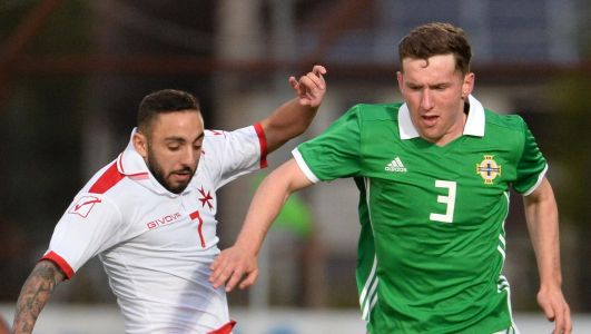 Bobby Burns: Northern Ireland U21 international completes League Two switch from Hearts