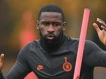 Antonio Rudiger hands Chelsea major boost by returning to fitness