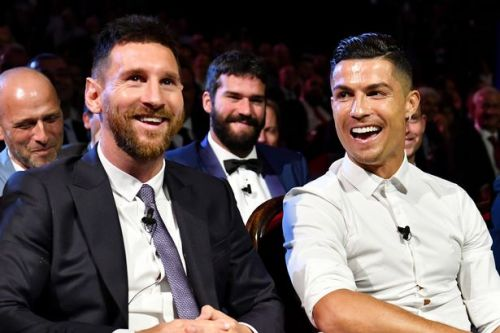 Jamie Carragher blasts 'stupid' Lionel Messi claim in Cristiano Ronaldo debate