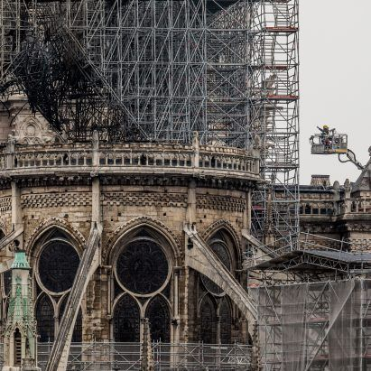 Apple pledges support to Notre-Dame as funds pass €600 million mark