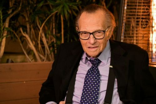 US talk show legend Larry King dies aged 87 after catching coronavirus