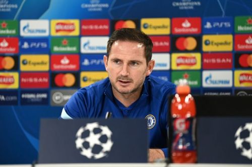 Frank Lampard opens up on decision to include Petr Cech in Chelsea squad