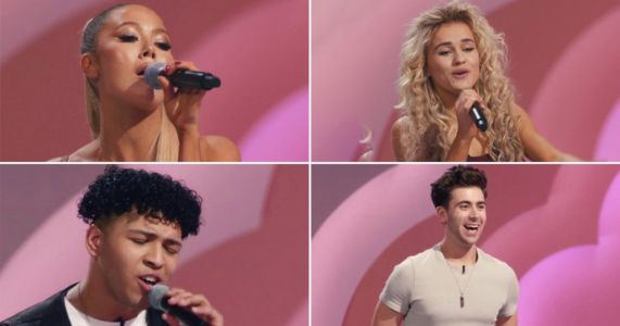 Little Mix The Search reveals first mixed band of competition as auditions heat up