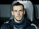 Gareth Bale to net £20m signing-on bonus if he leave Real Madrid for theChinese Super League