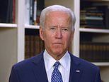 Joe Biden slams Trump over George Floyd's death saying 'this is no time for incendiary tweets'