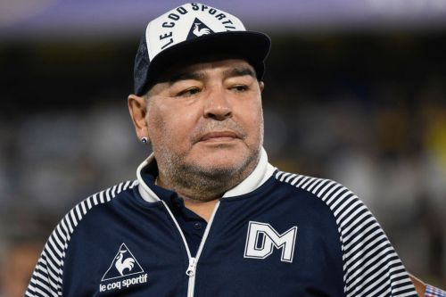 Diego Maradona dies aged 60: Liam Gallagher, Naomi Campbell and more pay tribute to legendary football player