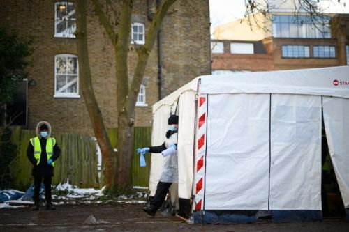 Surge Testing Begins In Third London Borough After South Africa Variant Detected