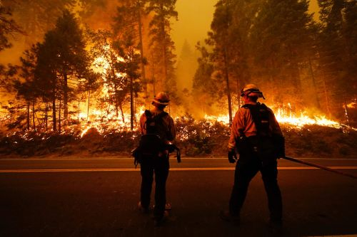 How worsening wildfire seasons are threatening businesses of all sizes in California and Oregon, from tech giant Apple to small food trucks