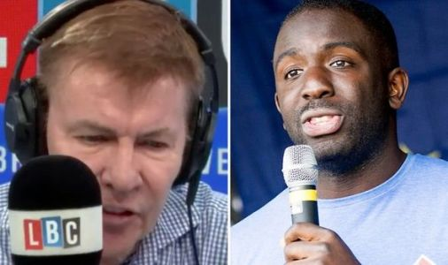 Remainer Femi ridiculed for claim Theresa May's deal 'still on table' above no deal Brexit