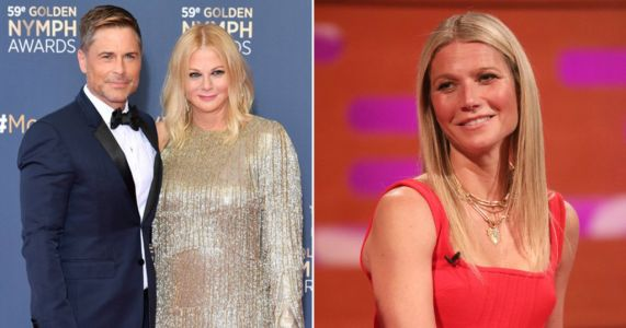 Gwyneth Paltrow was taught how to perform oral sex aged 16 by Rob Lowe's future wife