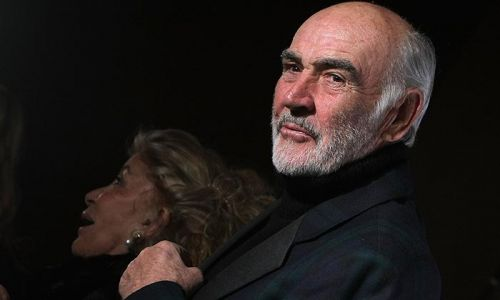 Sir Sean Connery dies aged 90