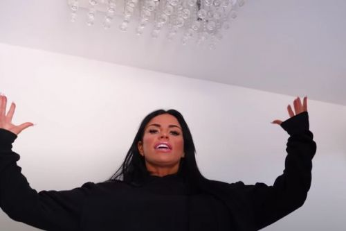 Katie Price left feeling violated as raid at mucky mansion threatens recovery
